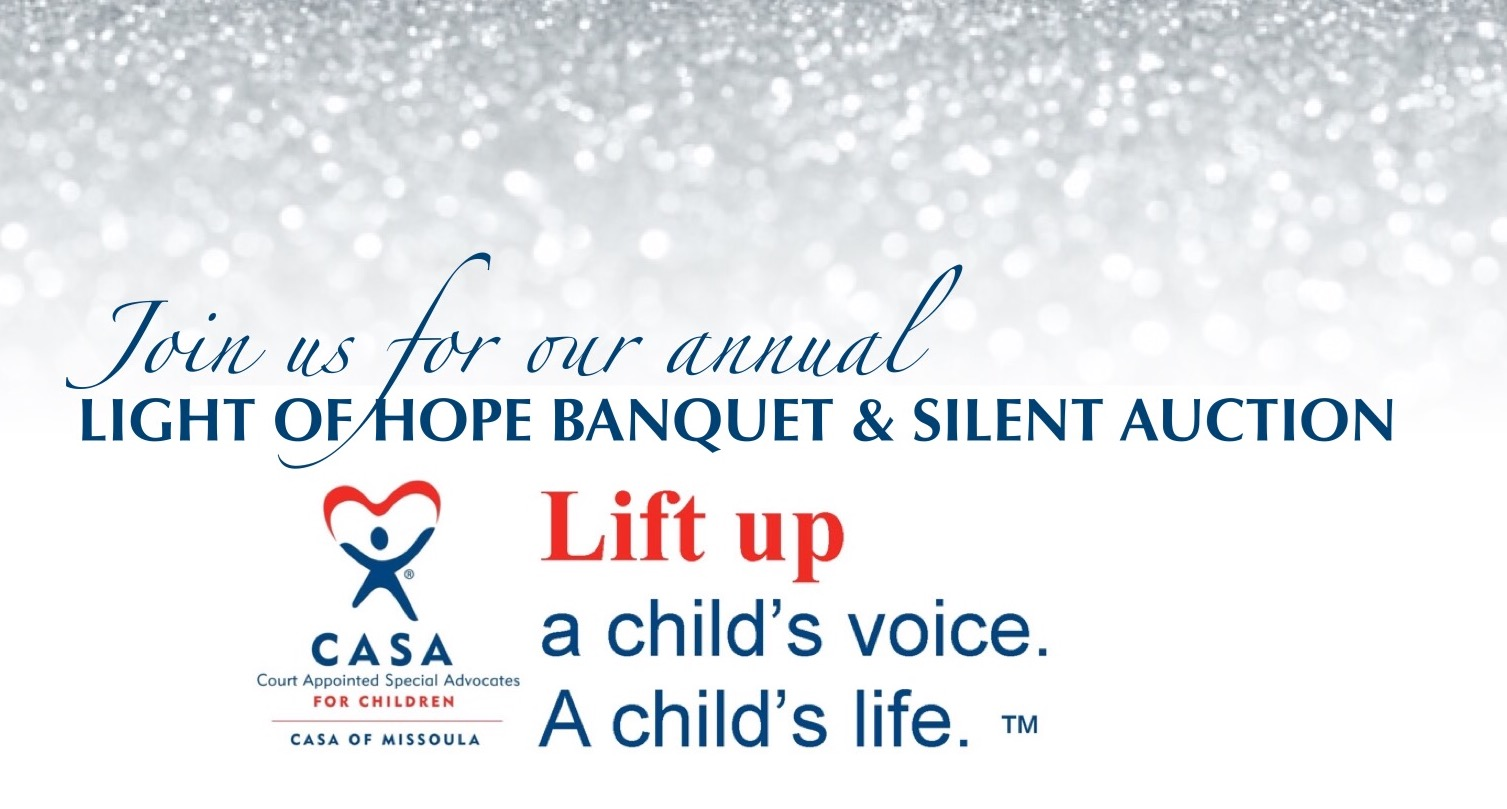 Light of Hope Banquet and Silent Auction